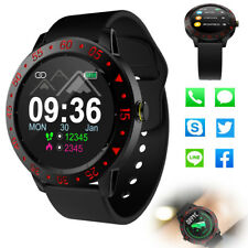 Fashion Sports Smart Watch Call Message Vibration for iPhone Android Men Gifts