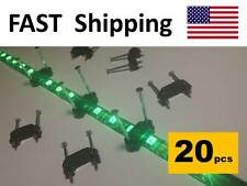 LED Mounting Hardware Parts - 20 pack 5630 5050 SMD LED strip light CLIPS 20pcs
