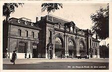 B92997 la chaux de fonds la gare centrale real photo france