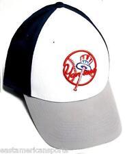 New York Yankees MLB NIKE L91 Legacy Dri-Fit Hat Cap Tactile Flex Fitted L/XL