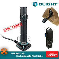 Olight M2r Warrior 1500lumen Rechargeable Tactical Led Torch Shooting Flashlight