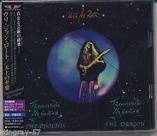 ULI JON ROTH TRANSCENDENTAL SKY GUITAR JAPAN DOUBLE CD OBI RARE SCORPIONS