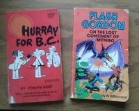 Flash Gordon And The Lost Continent Of Mongo,ComicBook,Hurray For BC(Johnny Hart