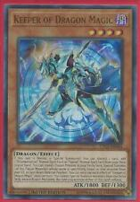 Yugioh - Keeper of Dragon Magic - Holographic Ultra Rare - Limited Edition Card