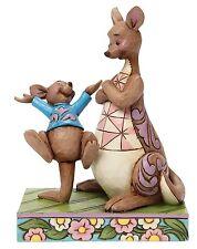 Traditions De Disney Look Mama I Rebondi Kanga Roo Ornement Figurine 14cm
