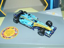 RENAULT R26 World Champion 2006 F. ALONSO UNIVERSAL HOBBIES 1:43