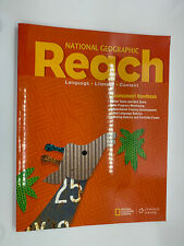 National Geographic Cengage Learning Reach Language Literacy Level B Assessment