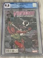 Venom Space Knight #3 Variant 1:25 Panosian 2015 CGC 9.8 First App Iqa 1st