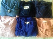 Nordstrom Mixed Labels Lot Of 6 Tunics Tees Tops Size L/Xl