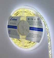 STRISCIA LUMINOSA 3528 600 LED 5 METRI BIANCO IP65 4500 lm in 5 metri (042) 120 Led / 1M