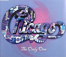 Chicago Maxi CD The Only One - Europe (M/EX+)