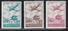 Korea   1956   Sc # C17-19   Laid Paper   VLH   XF   OG   (k2009-5)