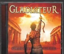 CD ALBUM 21 TITRES COMEDIE MUSICALE--GLADIATEUR--LE FORESTIER--2004