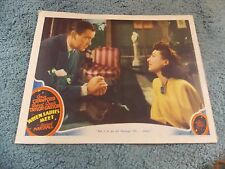 WHEN LADIES MEET(1941)JOAN CRAWFORD ROBERT TAYLOR ORIGINAL LOBBY CARD