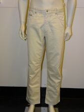 Versace Classic Hose in beige aus Baumwolle // Gr. 36