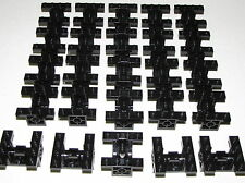 LEGO LOT OF 25 NEW BLACK TECHNIC GEARBOX  4 x 4 x 1 2/3  PIECES