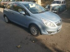 Vauxhall Corsa Life 1.0 Low mileage 32k low tax and insurance