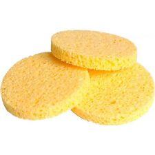 Facial sponges- (x3) Small