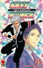 manga SKET DANCE Nr. 25 - Ed. Panini Planet