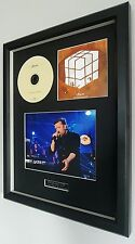 Elbow Seldom Seen Kid-Framed Original CD- Plaque-Certificate-One Day Like This