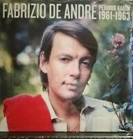 FABRIZIO DE ANDRE' - PERIODO KARIM 1961 - 1963 - VINILE LP 33 GIRI - SIGILLATO