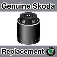 Genuine Skoda Octavia MKII (1Z) 1.4TSI (10-) Oil Filter