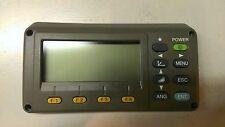 topcon gts-230/330 total station display unit 6453637000