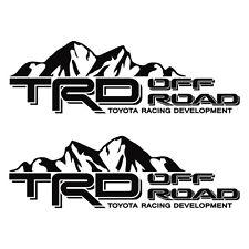 Toyota TRD Truck Off Road Racing Decals Tacoma Tundra die-cut Vinyl Sticker GB
