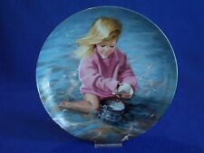 SUMMER'S CHILD ~ Donald Zolan ~ 3RD Plate in Special Moments Collection ~  COA