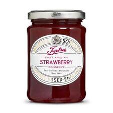 Tiptree East Anglian Strawberry Conserve (2 Jars x340g) Quality English Jam