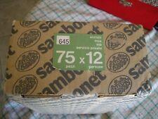 Sambonet  Servizio Posate 75 Pezzi Monoblocco Inox 18/10