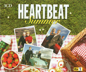 Various Artists - Heartbeat Summer (3 x CD SET) Free UK Delivery - New / Sealed!