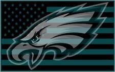 "Philadelphia Eagles 2018 Super Bowl Champions USA FLAG Vinyl Decal Sticker 4"""
