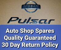 Nissan Pulsar N16 2001 Badges