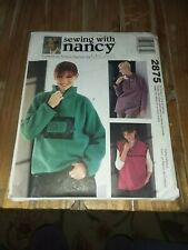 Misses'/Misses' Petite Pullover Tops and Vest all sizes included Pattern