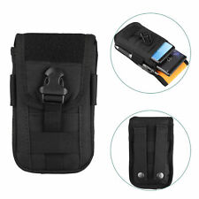 Universal Tactical Mobile Cell Phone Belt Pack Bag Pocket Molle Waist Pouch Case