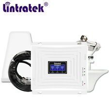 Lintratek 900 1800 2100 Signal Booster Cellular Repeater 2G/4G Amplifier Network