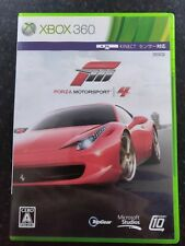 Japanese Xbox 360 Forza Motorsport 4