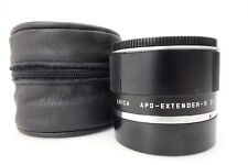 Leitz Leica APO Extender R 2x Telekonverter 3628660 for Leica R ln001