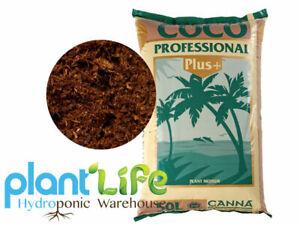 CANNA COCO Professional Plus+ 50Litre / 10Litre / 25Litre HYDROPONICS SOIL