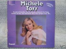 MICHELE TORR 33 TOURS FRANCE IMPACT