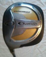 Adams Ovation 3 Fairway 3 Wood Left-H Graphite Golf Club aldila 75-S Shaft Nice!