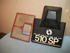 """JONSERED 510SP """"AIR COVER& FILTER"""" USED/OEM PART"""