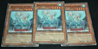 Yugioh Barrier Statue of the Torrent CDIP-EN019 NM/MINT 3X  Common 1st Edition