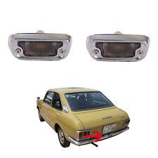 Fit 85-95 Toyota Sedan Corolla Ke20 Ke25 Te21 Te27 License Plate Light Lamps Lr