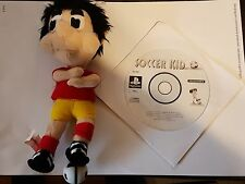 Soccer Kid and Soccer Kid Toy New Disc Only PS1 Playstation 1 Game Pal