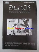 BLACK MAGAZINE 31/2003 Belief Frater Eremor Gothica Karmnos Mila Mar Paula(*) cd