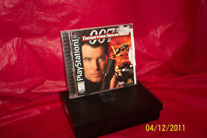 007: Tomorrow Never Dies  (Sony PlayStation, 1999)