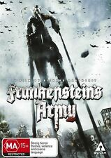 Frankenstein's Army (DVD, 2013) Film by Richard Raaphorst - New  Region 4