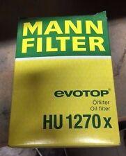 MANN OIL FILTER HU1270X